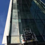 High rise window cleaning image