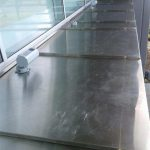Metal panels cleaning image