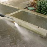 Pressure washing cleaning image